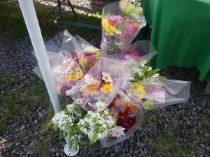 Flores para su alegría
