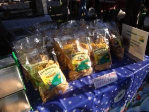 Masa y tortillas de maïs organico