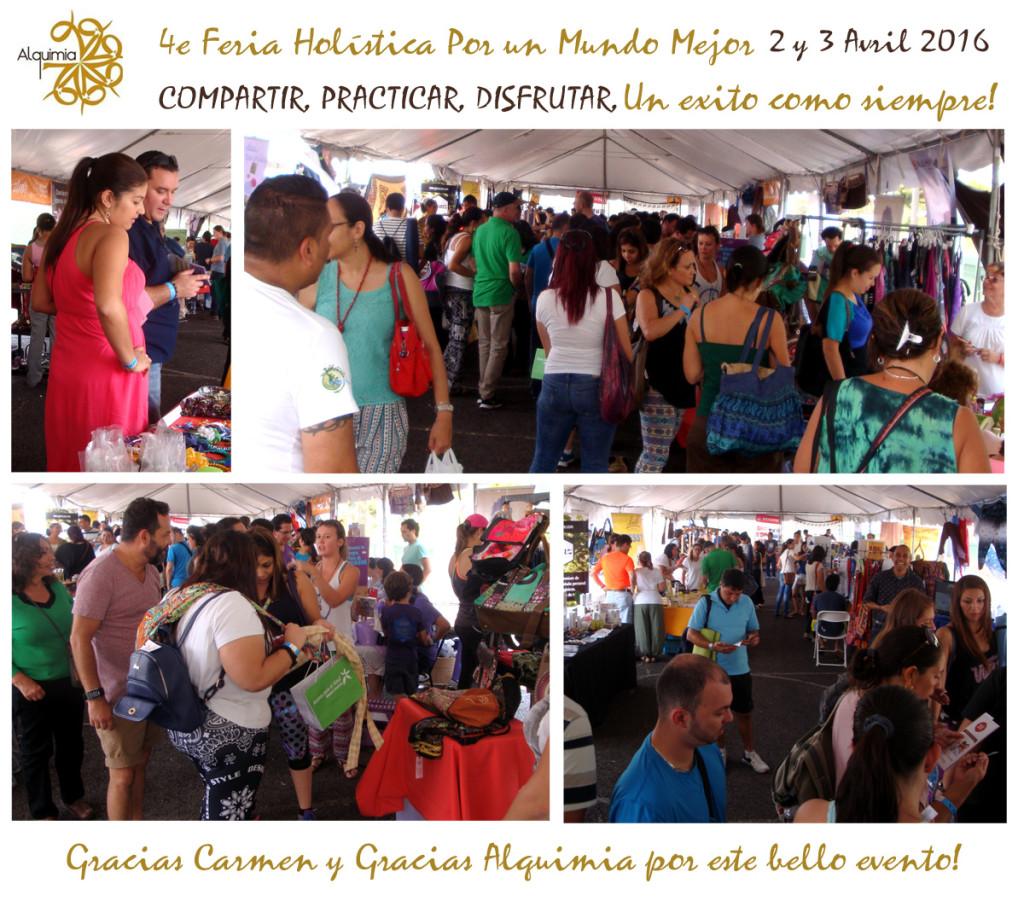 La Feria Holística Por Un Mundo Mejor de Alquimia, Costa Rica